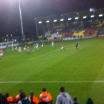 Rovers win Dublin derby