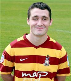 Carl McHugh, Bradford City