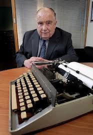 Malcolm Brodie (Belfast Telegraph)