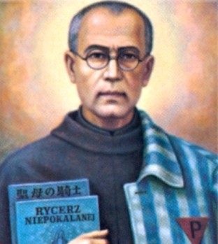 St Maximilian Kolbe OFM