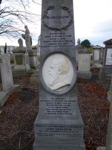 William Carleton's Grave