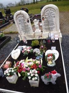 Urbleshanny graveyard