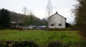 House at Aghindarragh Road