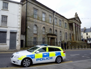 Omagh Magistrates' Court