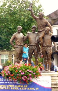 Bobby Moore Statue, Upton Park