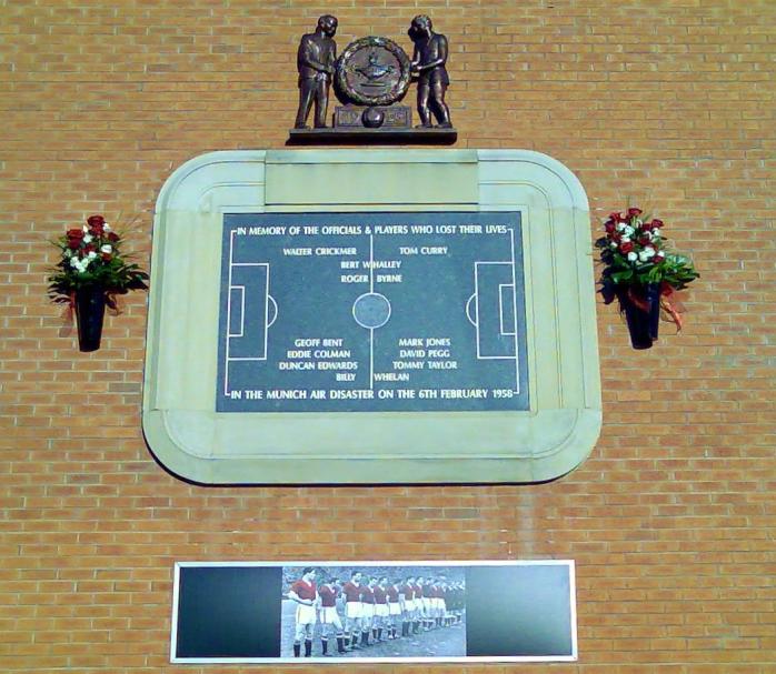 Old Trafford Memorial