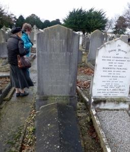 Jack B. Yeats grave