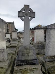 James Hamilton Moore grave