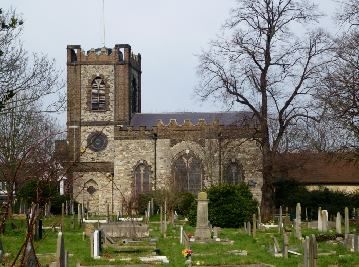 St Peter's & St Paul's Church, Dagenham