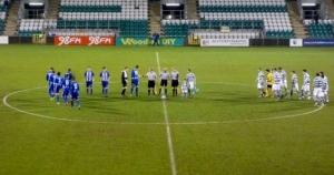 Shamrock Rovers v Coleraine