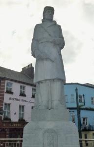 IRA Statue, Athlone