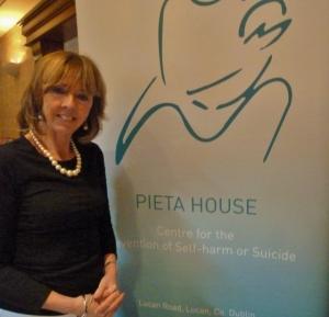Joan Freeman, Pieta House (Lucan)