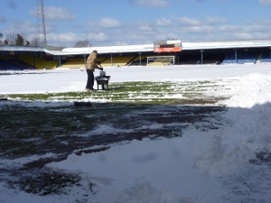 Roots Hall Pitch 11am