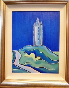 Scrabo Tower  © Adrian Margey €475 SOLD