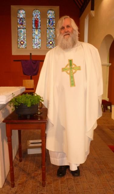 Fr Denis Hartnett MHM