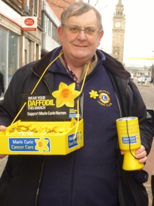 Marie Curie collection Belfast