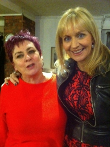 Carolyn Fisher &  Miriam O'Callaghan