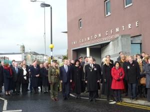Remembrance Sunday, Enniskillen 2012