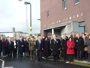 Remembrance Sunday, Enniskillen 2012