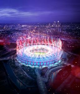 New Stadium: Copyright © LLDC