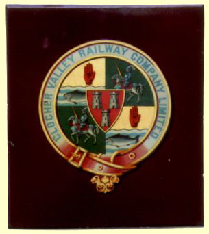 CVR Coat of Arms