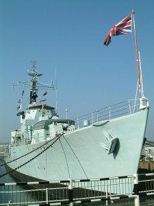 HMS Cavalier (Commons Wikimedia)