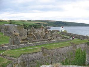 Charles Fort (Wikimedia Commons)
