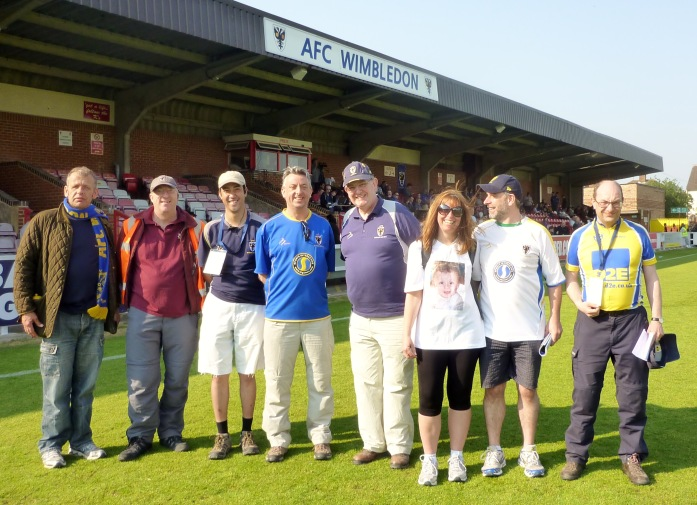 WFFW4 at Kingsmeadow 2011