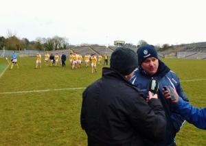 Monaghan boss Malachy O'Rourke