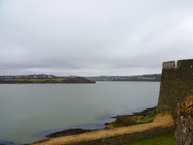 Kinsale Harbour from Charles Fort
