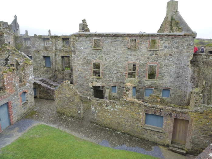 Abandoned buildings, Charles Fort