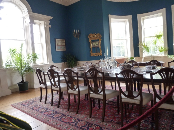 Dining Room, Belvedere House