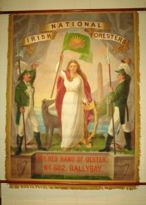 INF Banner, Ballybay