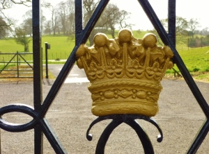 Detail on Gate