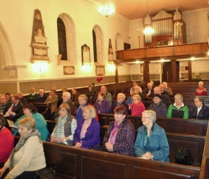 Attendance at St Macartan's Cathedral