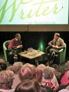 Malachi O'Doherty talks to Frank Gardner