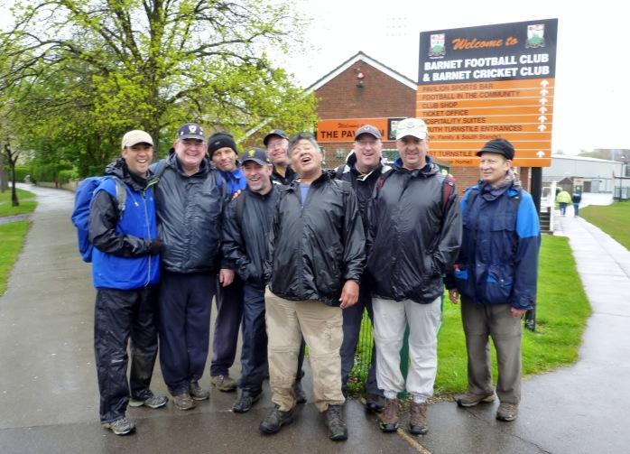 WFFW5 at Barnet April 2012
