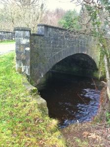 Blue Bridge near Emyvale