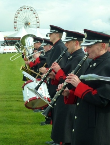 Army No.1 Band at Balmoral Park