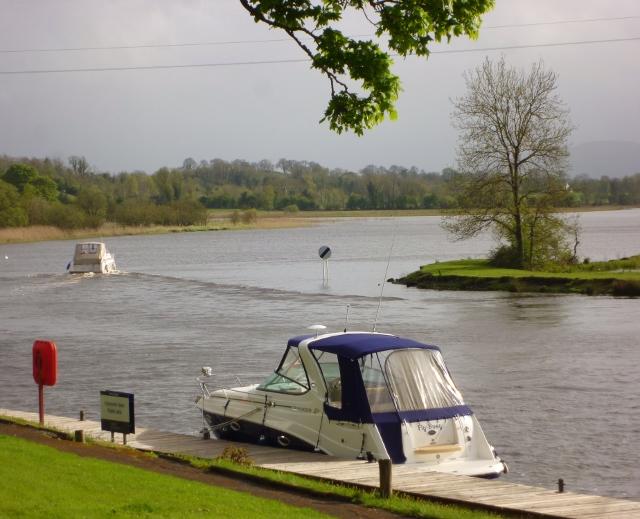 Lough Erne at Killyhevlin Hotel