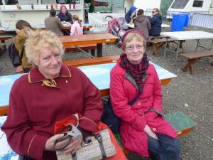 Joyce Blackburn, Monaghan & Ann Connolly, Tydavnet