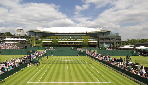All England Lawn Tennis & Croquet Club, Wimbledon: Photo Credit: AELTC / Professional Sport / Jon Buckle