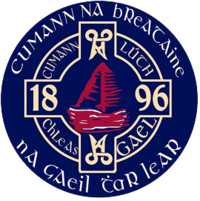 GAA in Britain Logo