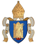Diocese of Clohger: Arms