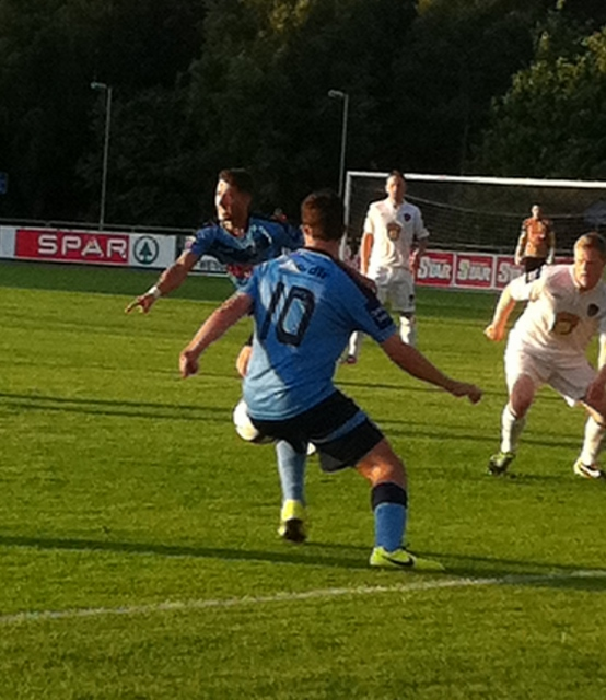 UCD v Cork City