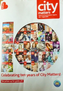 Belfast City Council Magazine: City Matters