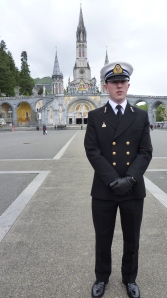 Naval Cadet Aron Nutley, Monaghan