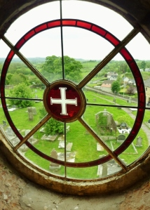 Bell Tower window