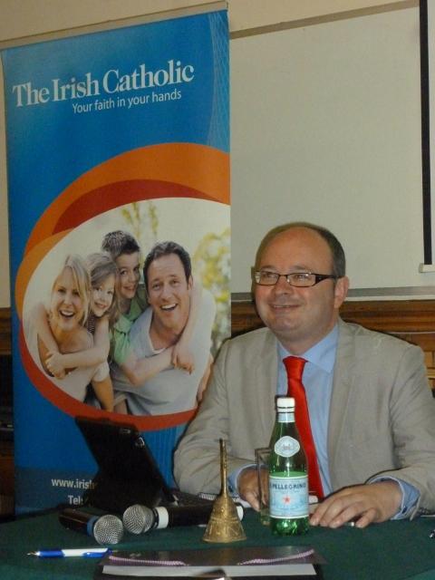 Editor, Irish Catholic: Michael Kelly