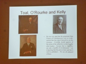 Story of Toal, O'Rourke & Kelly